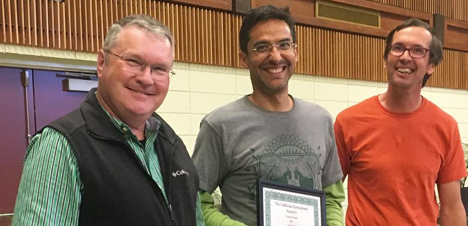 2017 Annual Horticulturist of the Year Award