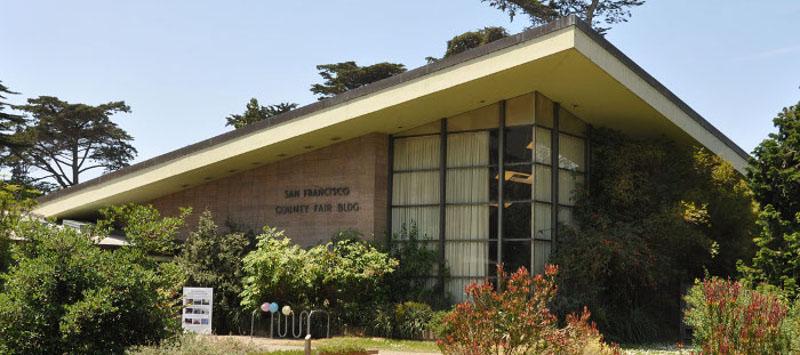 SF County FairBuilding