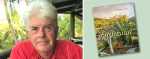 GardenLust authro Chris Woods and his book